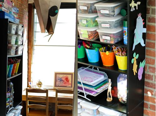 Sacred spaces kindnessgirl for Art studio bedroom ideas