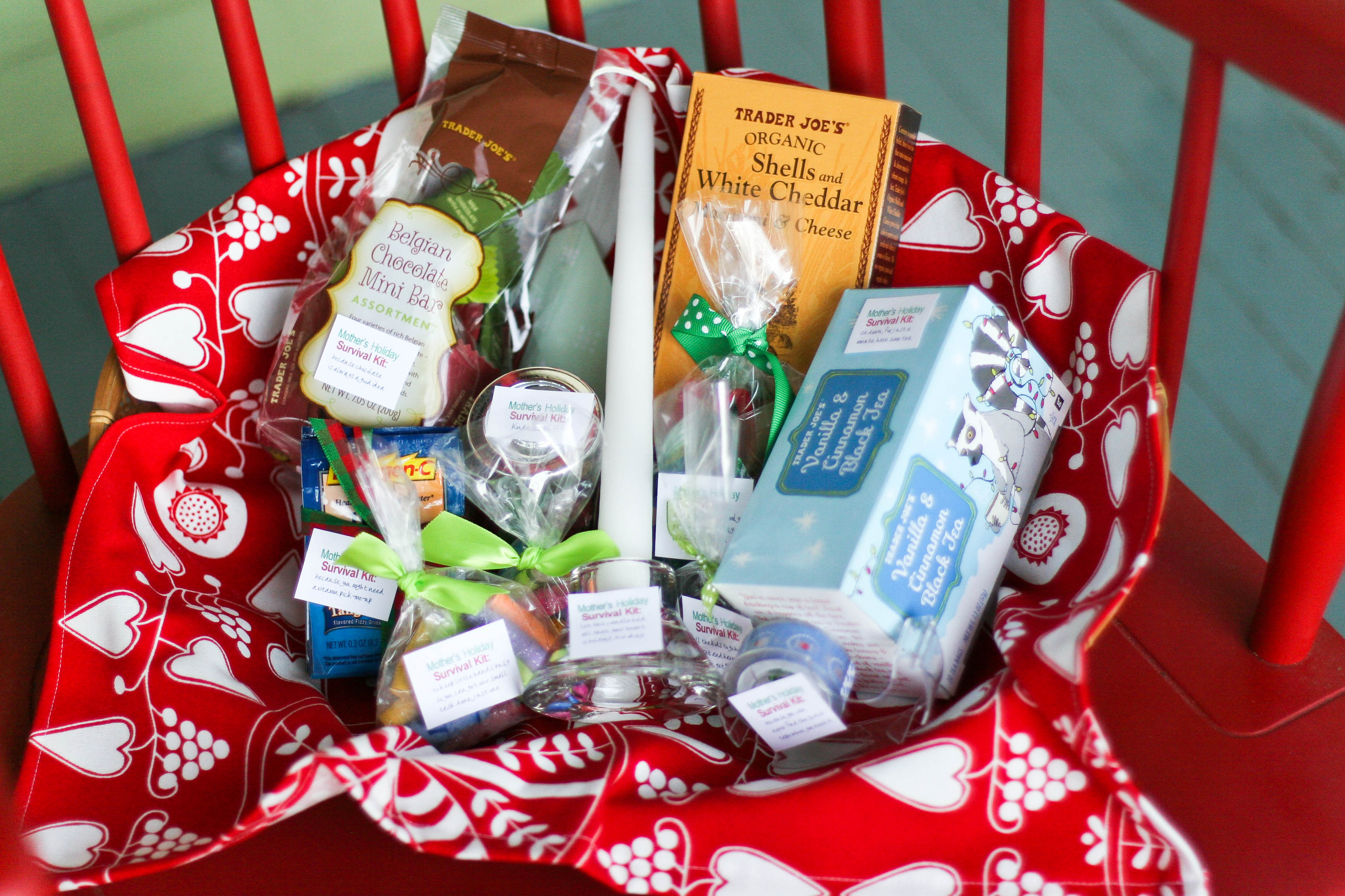 guerrilla goodness: the mother's holiday survival kit | Kindnessgirl