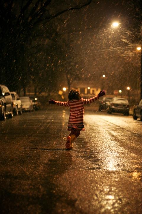 snow love2